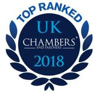 2018 Chambers UK top ranked firm - TLT